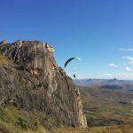 Saut en parapente à Madagascar